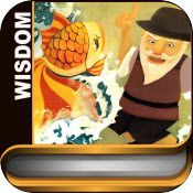 books fisherman and goldfish wisdom fairy tales