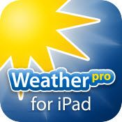weather weather pro for ipad